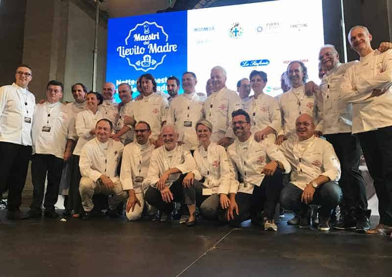 Articolo Serata Lievito Madre 2019 - Foto Gruppo SLM 2018