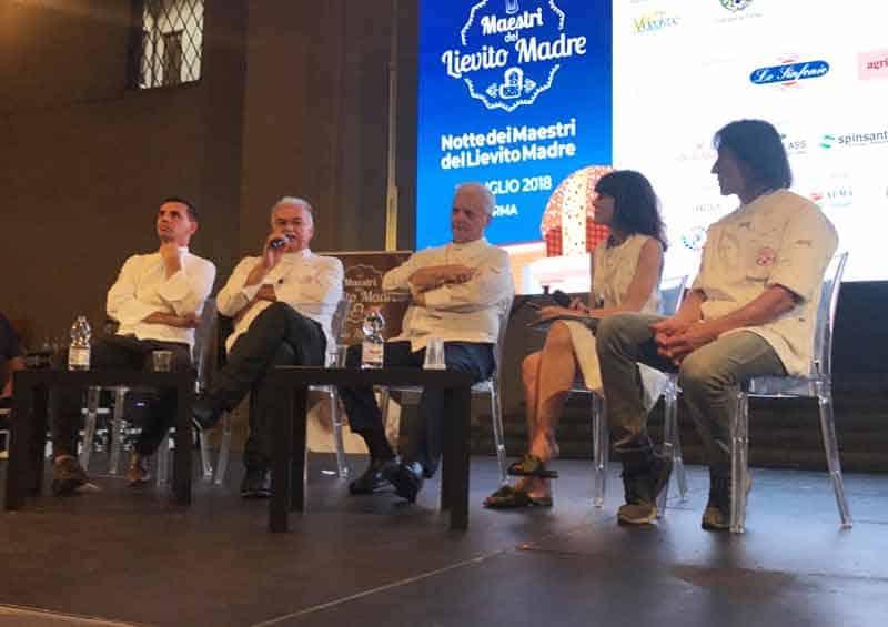 Articolo Serata Lievito Madre 2019 - Foto palco SLM 2018