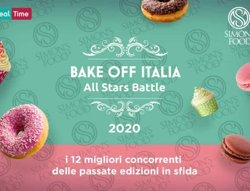 Bake Off Italia All Stars Battle 2020