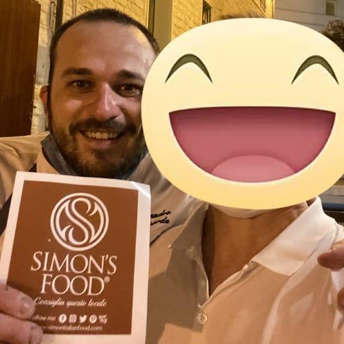 Con lo chef Alessandro Rapisarda Vincitore Young Chef San Pellegrino 2016