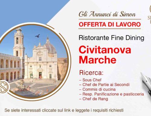 Cercasi personale per nuovo Ristorante a Civitanova Marche (Macerata)
