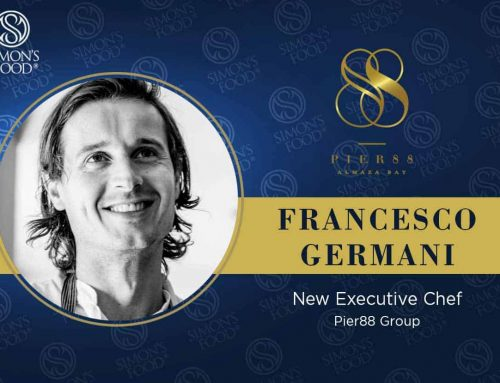 Francesco Germani nuovo Executive Chef del Gruppo Pier88