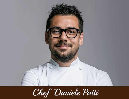 Chef Daniele Patti
