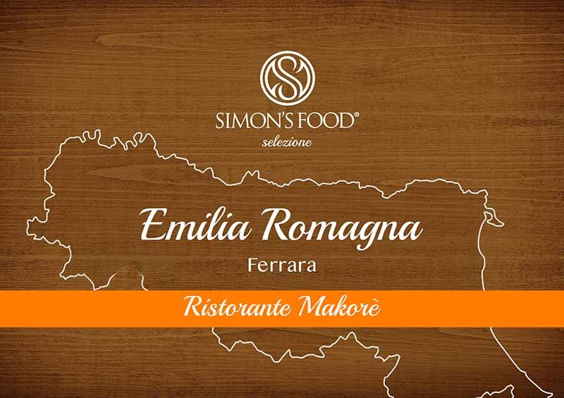 immagine di copertina della recensione sul ristorante Makoré a Ferrara