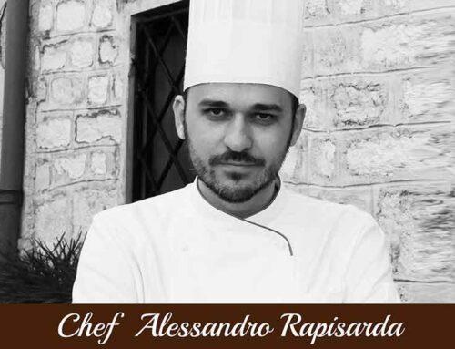 Chef Alessandro Rapisarda
