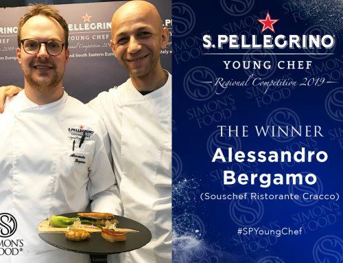 Alessandro Bergamo è il Finalista italiano per San Pellegrino Young Chef 2020