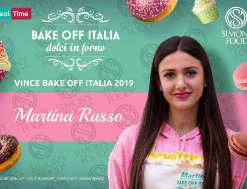 La vincitrice di Bake Off Italia 7 è Martina Russo