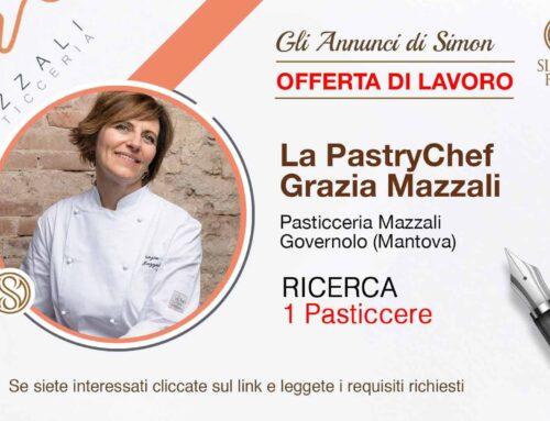 Cercasi Pasticcere per Pasticceria Mazzali, Governolo (Mantova)