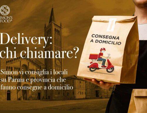 Consegne a Domicilio: Simon vi consiglia i locali che fanno Delivery