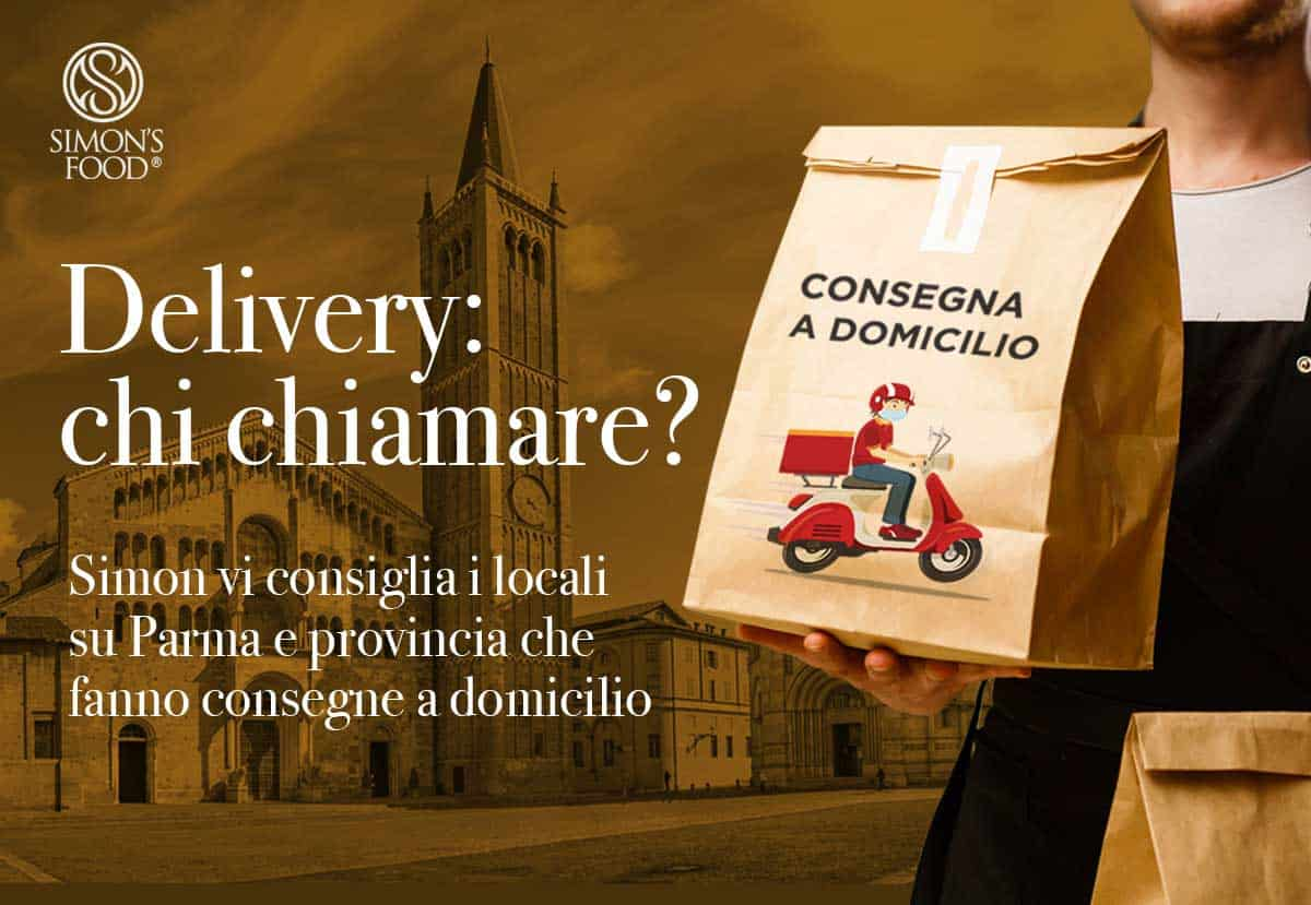 Locali con servizio d'asporto a Parma e provincia