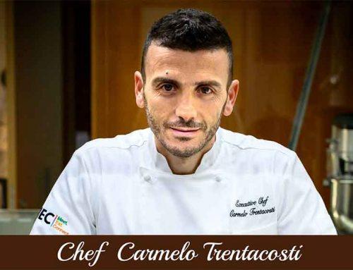 Chef Carmelo Trentacosti