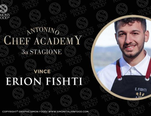 Antonino Chef Academy 2021: Vince la terza edizione Erion Fishti