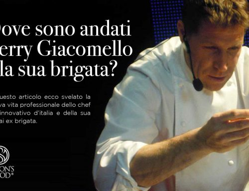 Che fine ha fatto lo chef Terry Giacomello e la sua brigata?